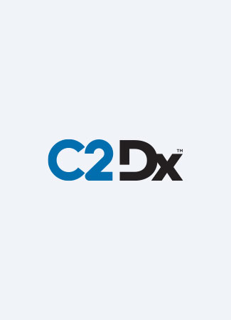 C2Dx logo